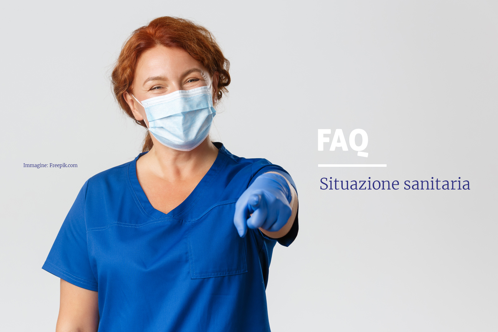 FAQ situazione sanitaria