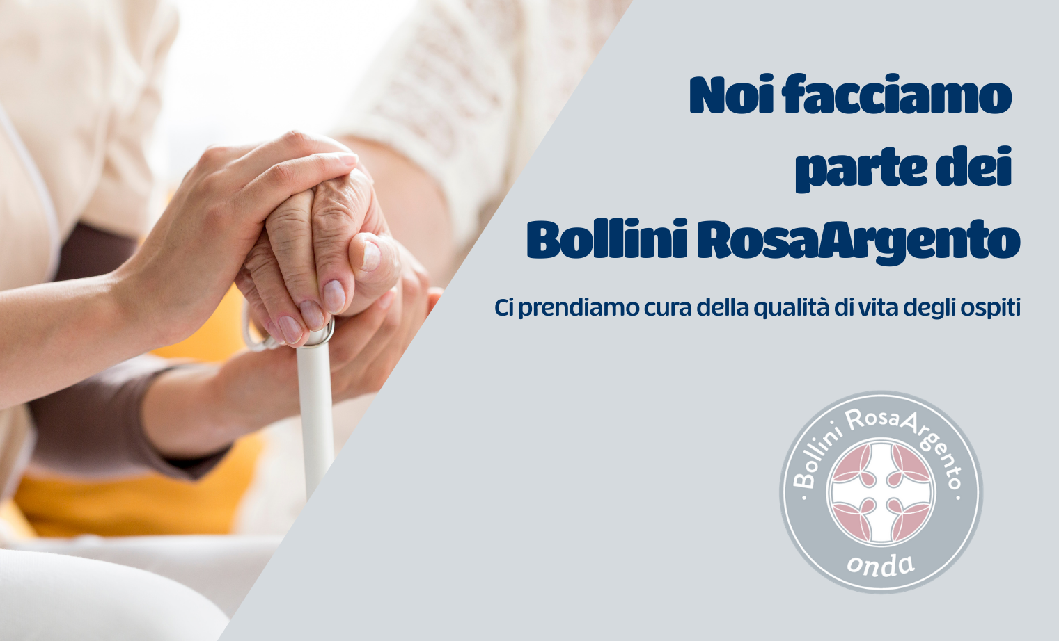 Bollini RosaArgento, un premio importante!