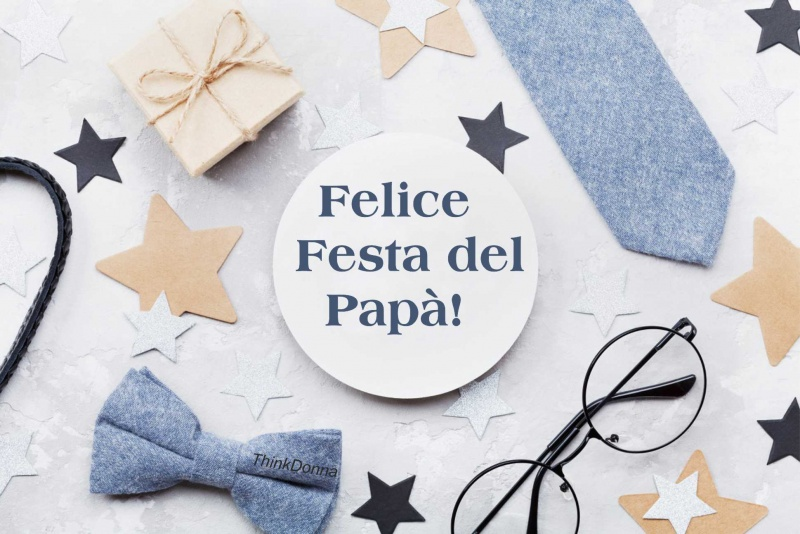 La Festa del Papà si avvicina!